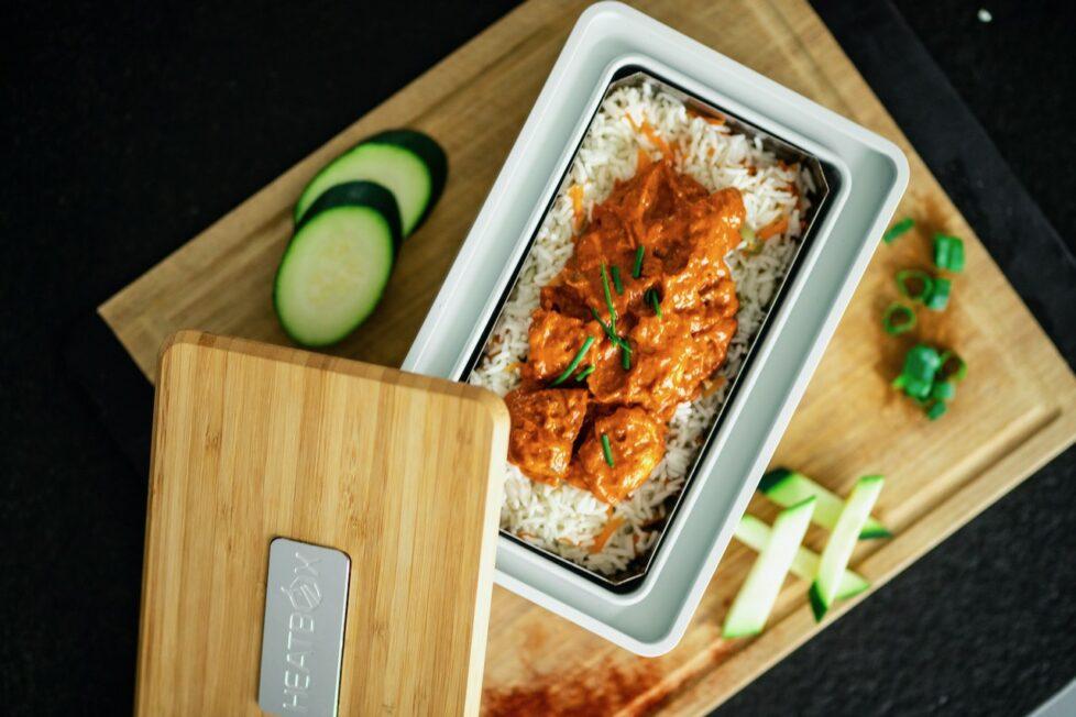 La Heatbox, qui cuit votre dîner à la vapeur.