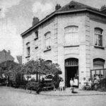 Le coin Repos-Dieweg, vieille carte postale